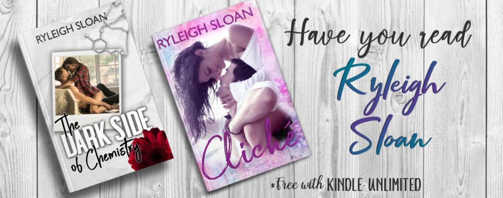 Ryleigh Sloan, Romance Author